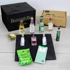 craft gin and tonic gift box
