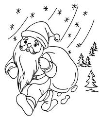 Small Picture Santa Coloring Sheets Free Happy Santa Claus Coloring Pages