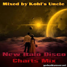 New Italo Disco Charts Mix Ii 2013 By Kohls Uncle 5