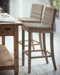 best bar stools for kitchen islands andeakfast bars oak perspex legs stool heightushed steel