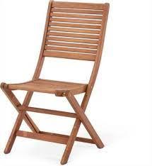 canvas sherbrooke bistro folding chair
