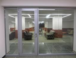 glass office doors. Reversible Aluminum Framed Glass Office Door (East Lansing, MI) Doors