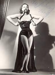 "BritishMusicHallSoc on Twitter: ""Joan Rhodes, strongwoman of the #Variety  stage, born #OTD 13 April 1921, Catford. Toured the world in 1950s & 60s,  'an iron girl in a velvet glove.'… https://t.co/AgWvFhz8Ll"""