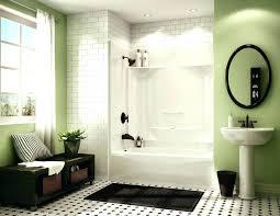 3 piece tub surround one piece bathtub and surround one piece bathtub shower combination bathroom large