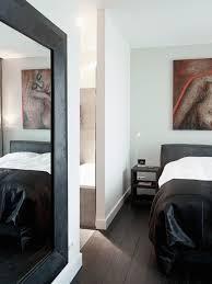 Behang Ideeen Slaapkamer Uitstekend Moderne Eenvoudige Zwart Wit