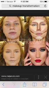 contouring the power of contouring makeup like a few state to much make up but gives nose contouring