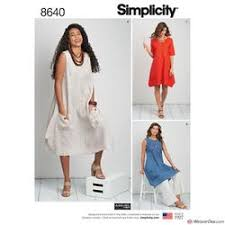 Simplicity Sewing Patterns - Dresses – WeaverDee.com