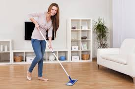 cleaning tips for newly installed floors