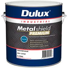 Dulux High Gloss Colour Chart Metalshield Premium