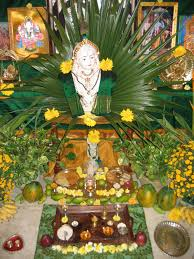 how to decorate home for janmasthami interior designing ideas