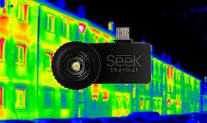 Доступный мобильный тепловизор <b>Seek Thermal Compact</b> ...