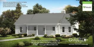 garrell house plans. Country Cottage House Plan Plans By Garrell Associates Inc English French . With A