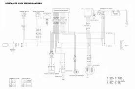honda crf wiring diagram wiring diagrams long