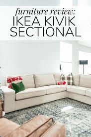 our ikea kivik sofa review love