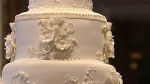 Fiona Cairns On Creating The Royal Wedding Cake For William And