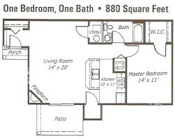 What Is The Average Size Of A One Bedroom Apartment Average 1 Bedroom  Apartment Size Apartment