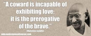 Gandhi Quotes On Peace Interesting 48 Mahatma Gandhi Inspirational Quotes About Life Motivate Amaze