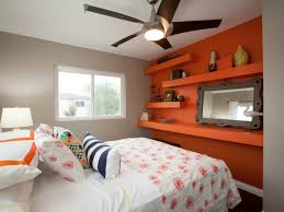 100 space saving small bedroom ideas orange accent walls with additional astounding bedroom trend
