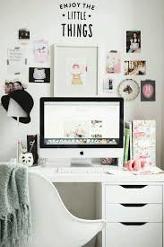 tumblr office. Decor, Girly, Office, Room, Tumblr, White, Computer Apple Tumblr Office