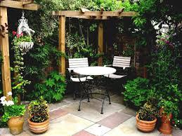 courtyard furniture ideas. Garden Ideas:Small Courtyard Gardens With Pergolas And Furniture Beautiful Design Ideas Make Amazing G