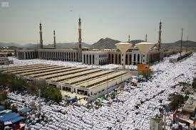مسجد «نمرة».. منبر خطبة خير يوم طلعت عليه الشمس (تقرير)   صحيفة تواصل  الالكترونية
