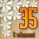 Прикольные Поздравление с юбилеем 35 женщине прикольные