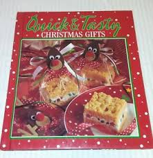 How To Make A Recipe Book Details About Christmas Food Gifts How To Make Recipe Book Quick Tasty Holiday Cooking Fun