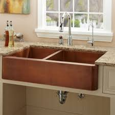 Corner Kitchen Sink Copper Kitchen Sink Ideas Quicuacom