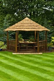 Small Picture Outdoor living Garden Design Tropical garden buildings and huts