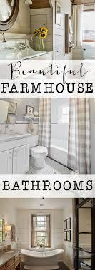 farmhouse bathroom ideas. Ideal Farmhouse Bathroom Ideas For Home Decoration With