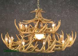 whitetail 30 cast antler chandelier w downlight whitetail 30 cast antler chandelier w downlight