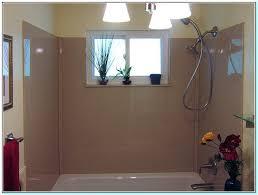 fiberglass tub surround with window torahenfamilia com ideas for