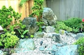 front yard rock garden front yard rock garden rock garden ideas for backyard small rock small