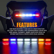Chase Light Bar Utv