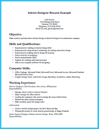 Pin On Resume Samples Architect Sample Interior Design Student