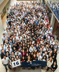 meet the georgetown mba class of  yale s incoming mba students in the class of 2016