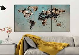 extra large wall world map unique world map wall art world map with world map wall