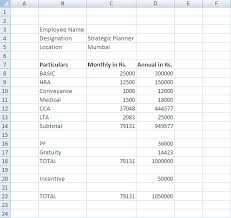 Salary Calculation Sheet 1 Sumhr Employee Attendance Leaves And