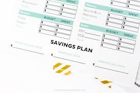 Simple Budget Plan Simple Free Printable Budget Worksheets Printable Crush