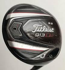 Details About Titleist 913 D2 Driver Golf Club Mens Right Handed 9 5 Degree Stiff Flex Graph
