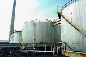 Sulfuric Acid Storage Tank Design Containment Areas