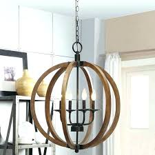 home improvement cast silver paint metal steel large orb chandelier for living room