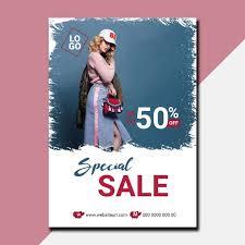 Special Offer Flyer Special Sale Offer Flyer Design Template For Free Download