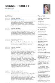 interior designer resume samples visualcv database free blue sky resumes