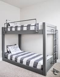 Bunk Beds Designs Free Diy Industrial Bunk Bed Free Plans Diy Beds Ideas Bunk