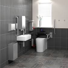 Accessible Bathroom Design Australia Dolphin Prestige Stainless Steel Accessible Wc Pack