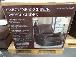 rocker recliner swivel chairs costco chair design ideas
