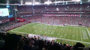State Farm Stadium Section 440 Arizona Cardinals