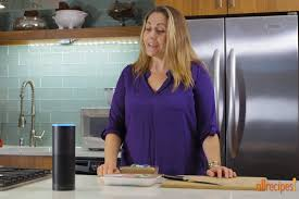 Amazon Turns Its Digital Assistant Into A Foodie Recipes