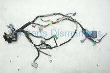 honda s2000 dash harness 00 01 honda s2000 instrument dashboard dash board wire harness wiring wires oem